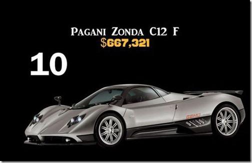 дорогие автомобили 1